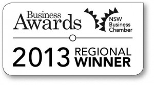 Regional Awards Winner Logo